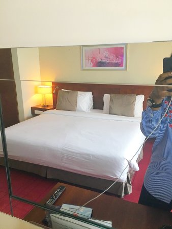Radisson Blu Anchorage Hotel, Lagos: Space