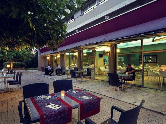 Ussac, Франция: Restaurant