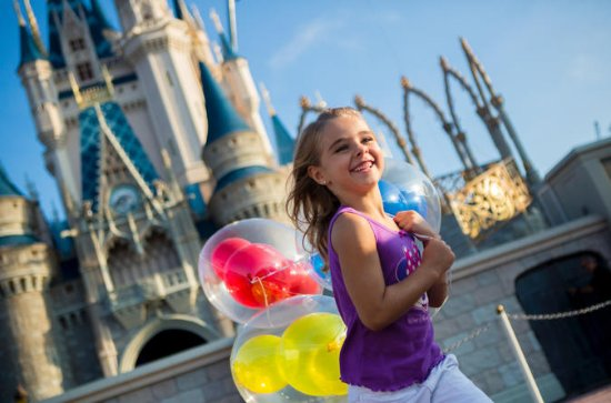 1-Day Admission to Disney World Theme...