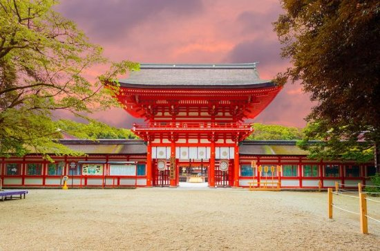 Kyoto and Nara Tour and Photo Shoot
