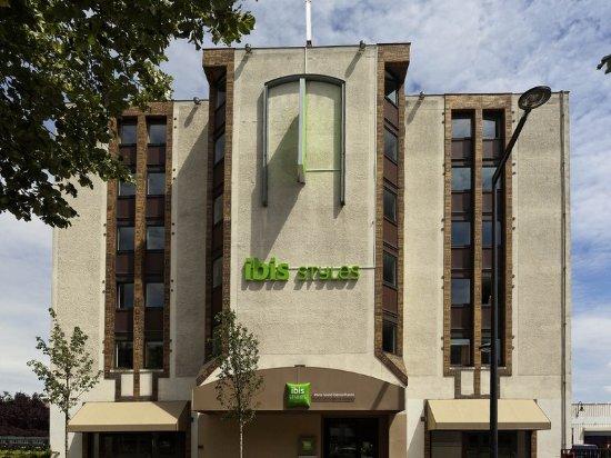 Hotel Plaine Saint Denis Avenue President Wilson