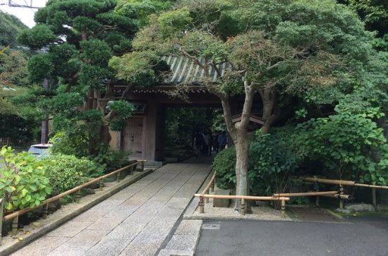Private Full-Day Kamakura Tour of...
