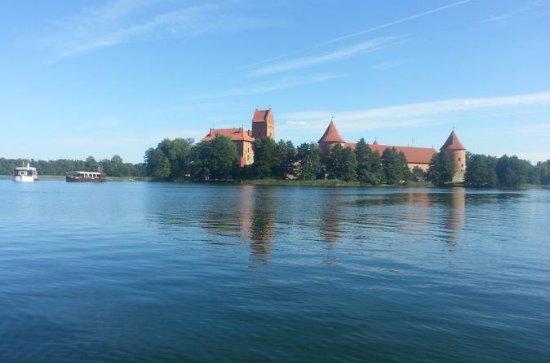 Dagtocht vanuit Vilnius: Paneriai ...