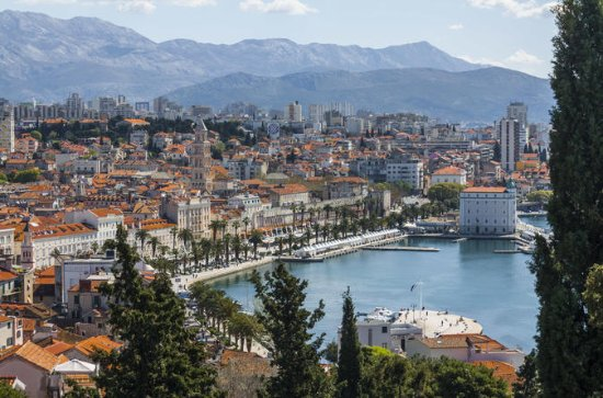 Split, Trogir og Klis Private Tour...