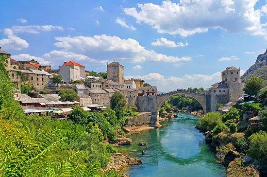 Excursión privada a Mostar, Cascadas...