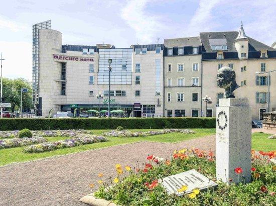 Mercure Thionville Centre : Exterior