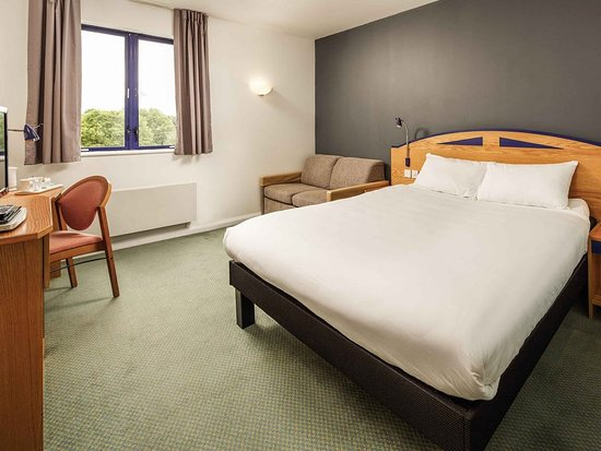 Barlborough, UK: Guest room
