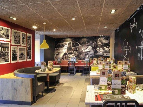 Ibis lyon villefranche sur saone hotel villefranche sur - Le bureau restaurant villefranche sur saone ...