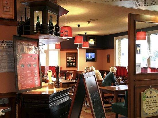 Ibis Calais : Restaurant