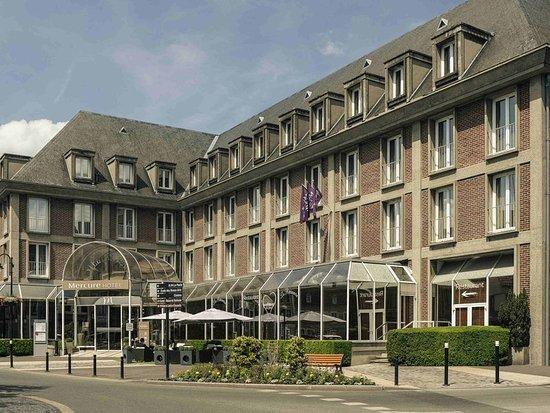 Mercure Abbeville Hotel de France : Exterior