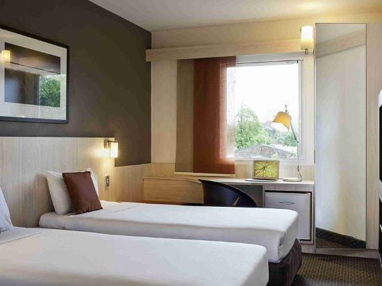 Ellerslie, Selandia Baru: Guest room