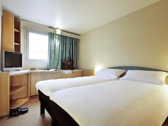 Ibis Berlin City West : Guest room