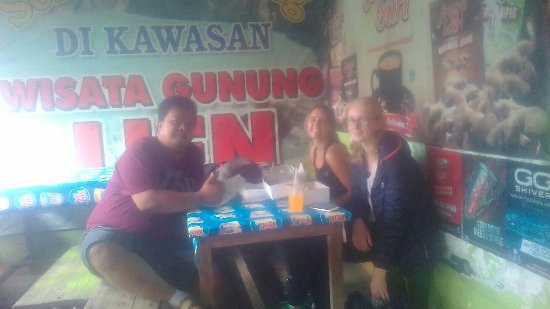After Bromo Ijen Tour 3d2n Then Transfer Out To Bali Harbor