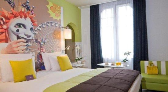 Mercure Nice Centre Grimaldi: Guest room