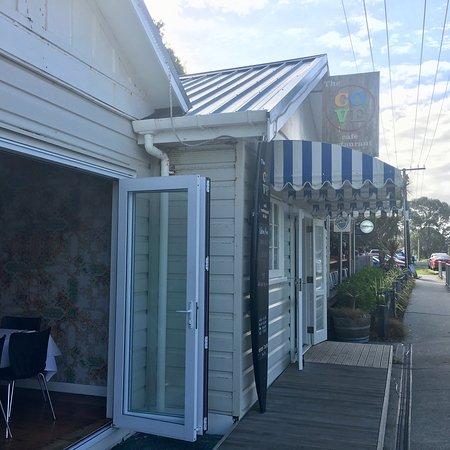 Lecker Essen in Beachnähe Waipu Cove