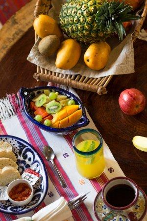 Holbox Hotel Mawimbi: breakfast included