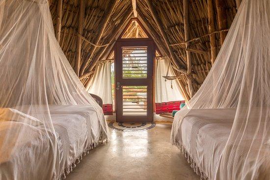 Holbox Hotel Mawimbi: bungalow MANATI