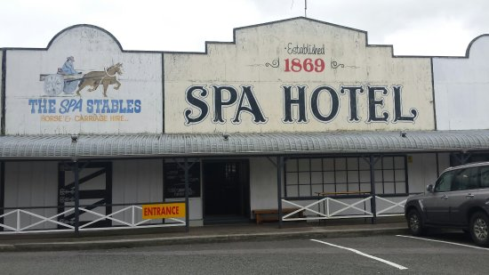 The Spa Hotel: Hotel and accommodation
