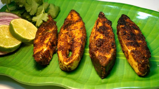 Kerala Fish Fry Picture Of Hotel Sindhura Kanyakumari Tripadvisor