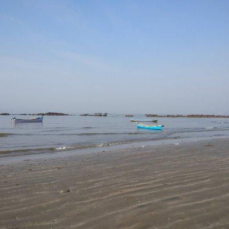 Bambolim Beach North Goa