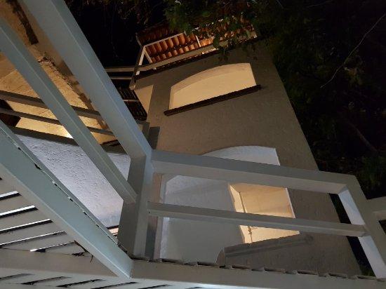 Hotel Casa Blanca San Miguel : Me encantó que hubiera cobertor para dormir a gusto y todo limpio