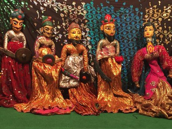 Village museum, Shilparamam