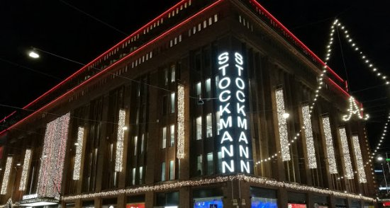 Stockmann Department Store : Stocca
