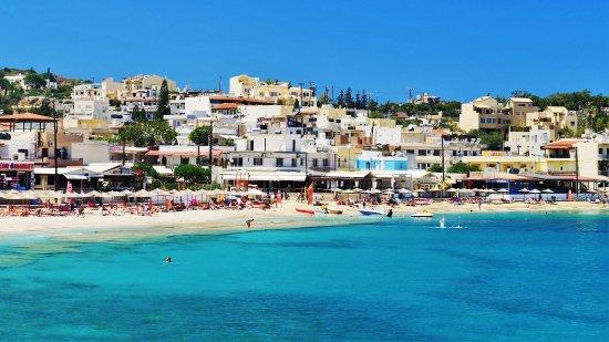 Aqua Star : Agia Pelagia,beach Crete greece