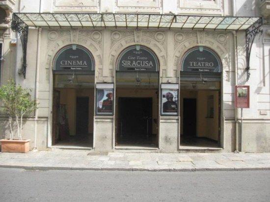 Palazzo e Teatro Siracusa