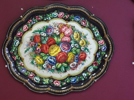 Zhostovo Decorative Art Manufactory