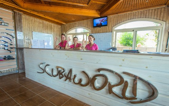 Scuba World Divers - Lagoon View Resorts, Marsa Alam