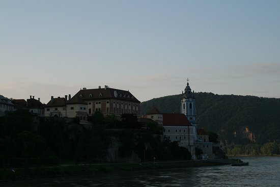 Sailing through the Wachau
