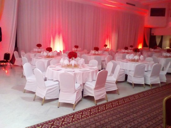 Decoration Salle De Fete Picture Of Sol Azur Beach Hotel Hammamet