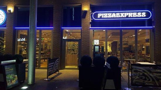 Pizza Express Telford Menu Prices Restaurant Reviews