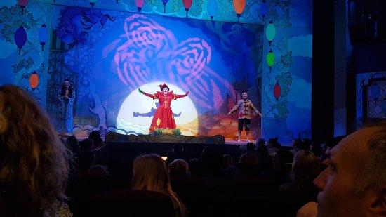 The Riverfront Theatre & Arts Centre
