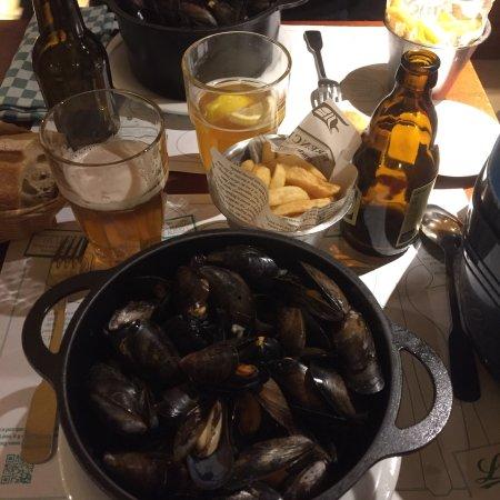 L on de bruxelles paris porte maillot 95 bd gouvion - Restaurant italien porte maillot paris 17 ...