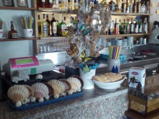 Chieuti, Italy: bar