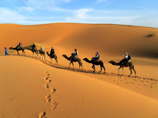 Original Morocco Tours: Fes desert Tour