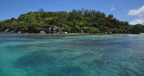 Curieuse Island: Arrivée à l'île Curieuse