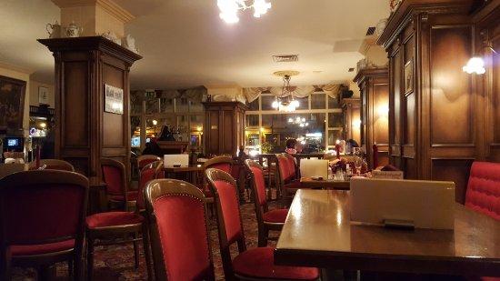 Gemutliche Einrichtung Picture Of Rathaus Cafe Magdeburg