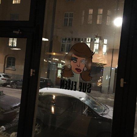 sue ellen stockholm