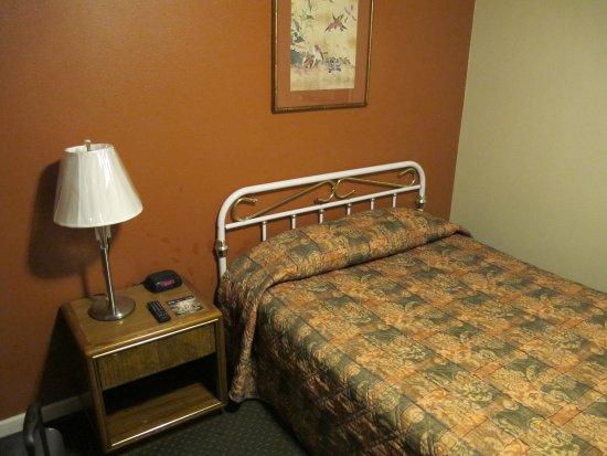Budget Inn & Suites Ridgecest: old school mais confortable