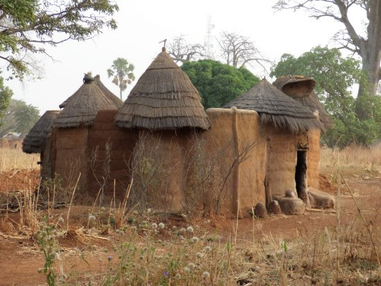 Segou, Mali: Tata Somba