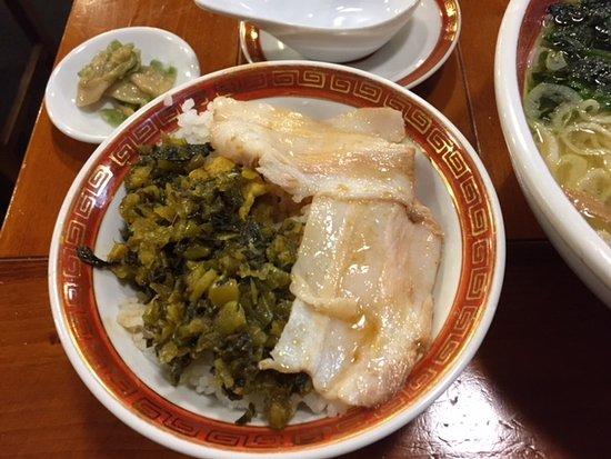 Koshuichiba: 魯肉飯(普通サイズ)
