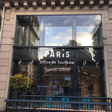 Fotograf a de office du tourisme et des - Office du tourisme et des congres de paris ...