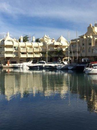 Hotel Best Siroco: Le port a proximité de l'hotel
