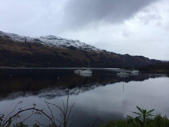 Ardlui, UK: Loch Lomond