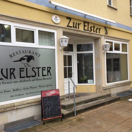 Neubrandenburg, Germany: Zur Elster
