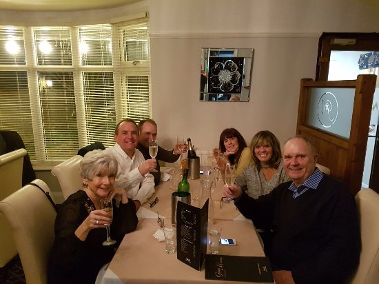 Saltford, UK: Family get together