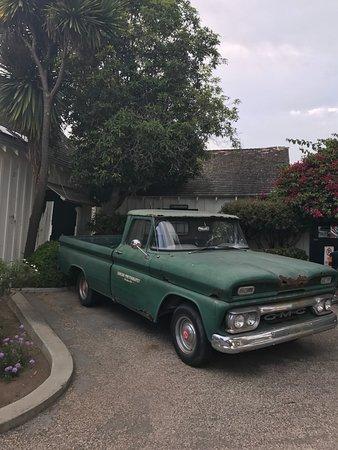 Mission Ranch: O famoso carro